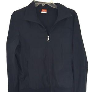 Women's Vintage Nike Jacket Black size Medium